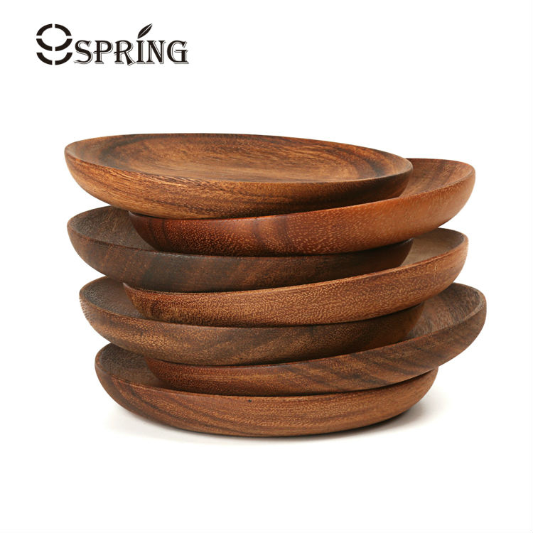 Online get cheap small serving trays for Cuisine wooden