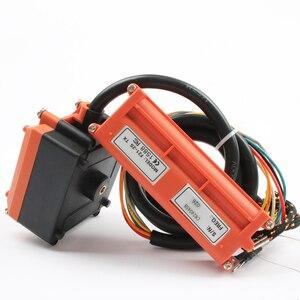 Image 4 - Draadloze Industriële Afstandsbediening Elektrische Takel Afstandsbediening Kronkelende Motor Zandstraal Schakelaars Gebruikt F21 2S Radio Schakelaar