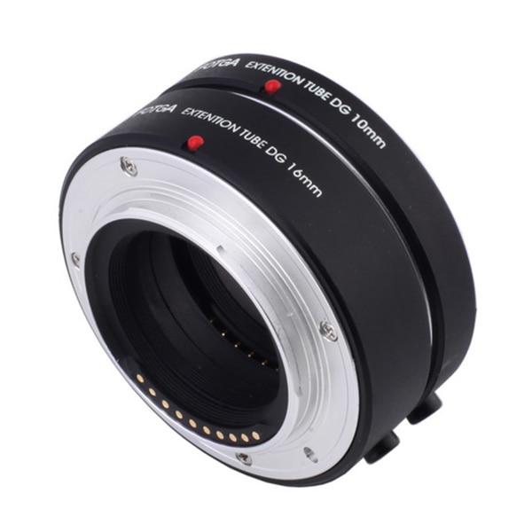 FOTGA Auto Focus AF tubo de extensión macro DG juego 10 mm 16 mm - Cámara y foto - foto 3