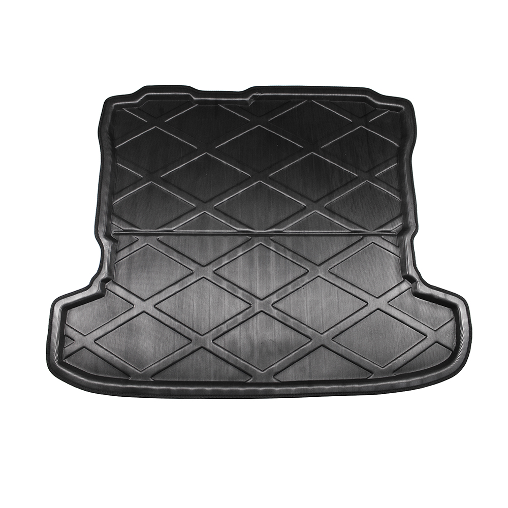 Car Rear Trunk Cargo Tray Boot Liner Floor Mat Carpet Protector Pad For Mitsubishi Pajer ...