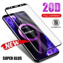 60c036c5748 3D 20D curva completa de la cubierta de vidrio templado Protector de  pantalla para Samsung Galaxy
