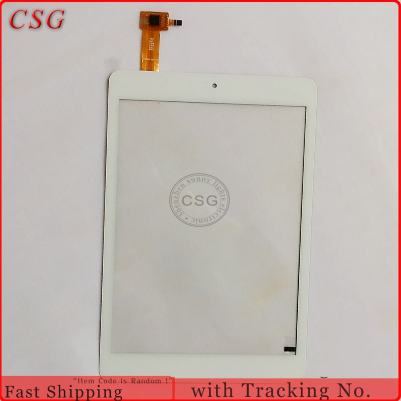 White New Touch Screen For 8 MSI Primo 81 Tablet touch screen touch panel Digitizer Glass Sensor replacement Free Shipping