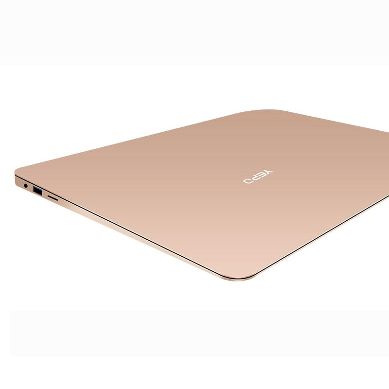YEPO 13.3 pouces un Ordinateur Portable Avec 6 GO de RAM 512 GB SSD IPS Écran Ultrabook Ordinateurs Portables De Jeu Intel Quad Core j3455 Win10 Ordinateur Portable