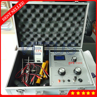 EPX 7500 под землей золото сканер машина с широким поиском подземное золото и серебро