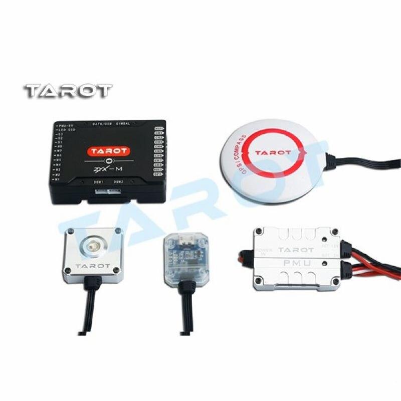 Free shipping Tarot ZYX M Flight Controller GPS Module PMU Module USB Module ZYX25