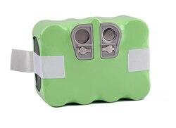 (For Model A320, A325,A330,A335,A336,A337,A338,A590) Robot Vacuum Cleaner Battery, DC14.4V, 2200mAh, Ni-MH, 1pc/pack
