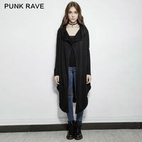 2017 Punk Rave Gothic Casual Jacket cape sexy lingerie women clothing Aristocrat Y615