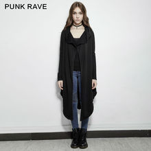 2017 Punk Rave Gothic Casual Jacket cape sexy lingerie women clothing Aristocrat