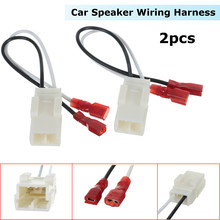 KROAK 2PCS Car Speaker Wiring Harness Plug Cable Adapter For Chrysler Dodge 2002 2008 Speaker Wire_220x220 car speaker harness reviews online shopping car speaker harness A Tiny Speaker Wiring at bakdesigns.co