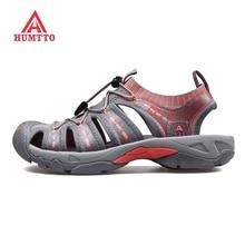 HUMTTO chaussures randonnée extérieur femme Trekking chaussures baskets pour femme plage d'eau Aqua pieds nus chaussures sandales baskets femme
