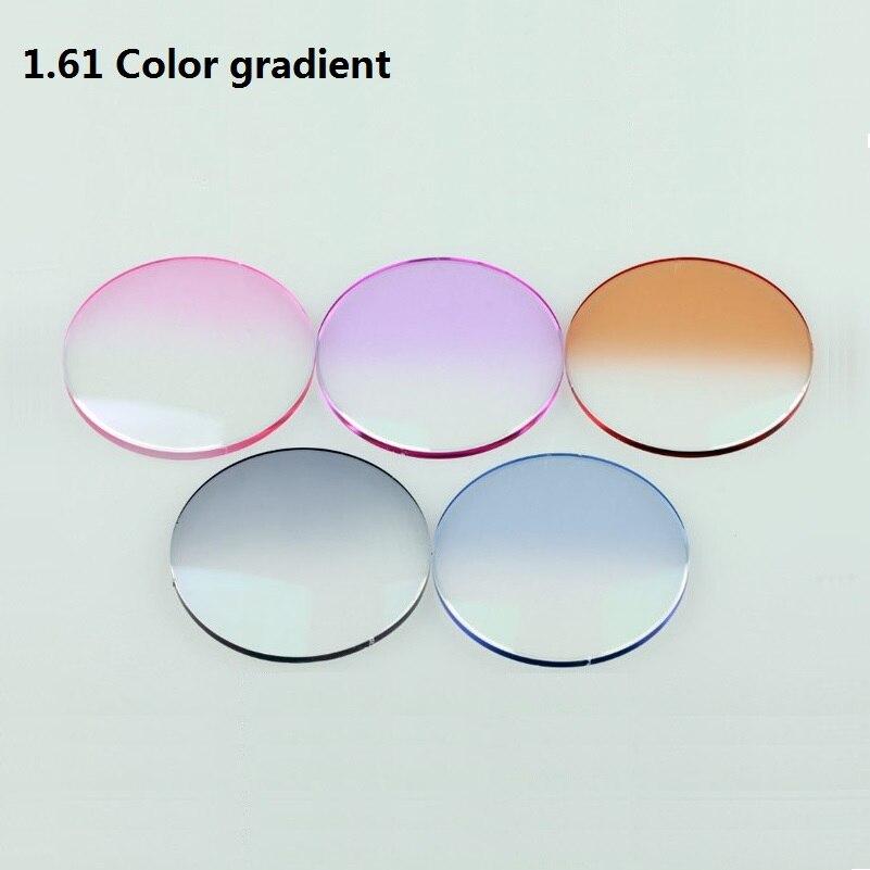 ⑤1.61 asférica diamante Marcos ajuste lentes lente ultra-ligero ...