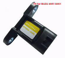 цены на Turbo MAP Sensor For FUSO FIGHTER 4M42 FB71B (13-07) 079800-5590 MK369081 For ISUZU 4HK1 6HK1 Pressure Sensor  в интернет-магазинах