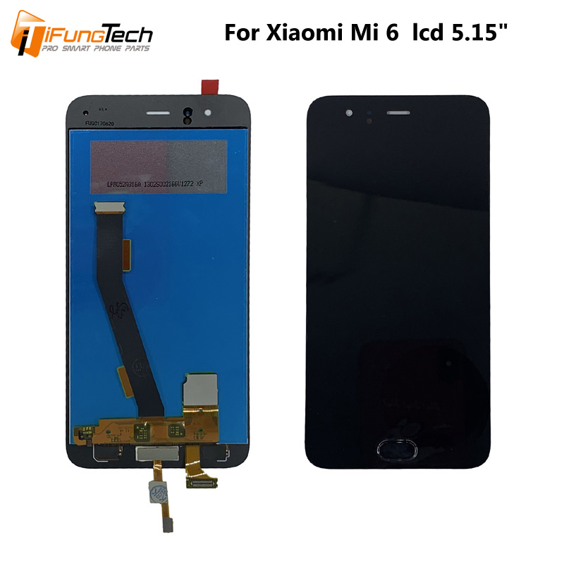5 15 quot Display For XIAOMI Mi6 LCD Display Touch Screen For XIAOMI Mi6 Mi 6 LCD Display With Frame Replacement Parts in Mobile Phone LCD Screens from Cellphones amp Telecommunications