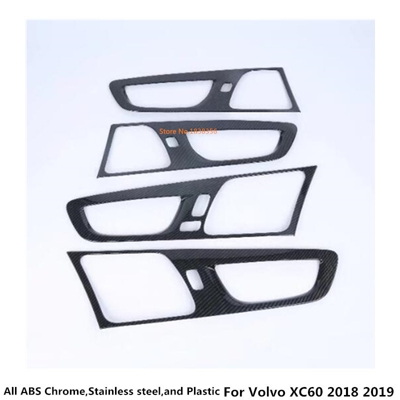Для Volvo XC60 2018 2019 стайлінг автомобіля - Аксесуари для інтер'єру автомобілів - фото 4