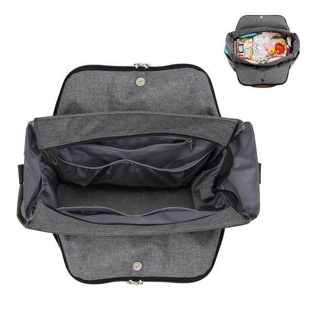 Baby Travel Diaper Tote Bag For Moms