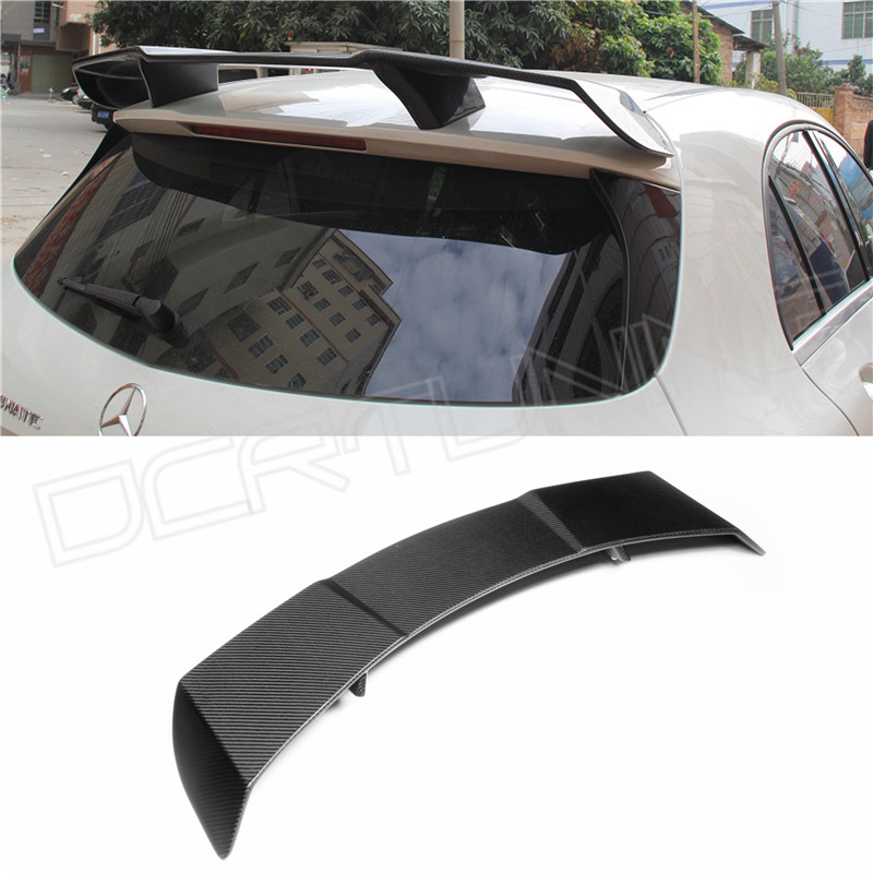 Revozport Style For Mercedes A Class A45 AMG W176 Spoiler