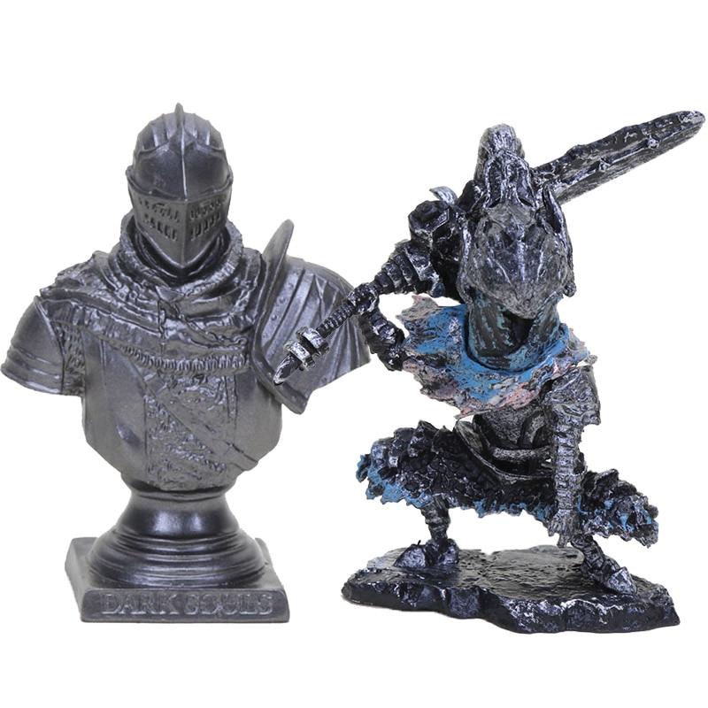 Dark Souls Artorias The Abysswalker 6cm Mini PVC Action Figure Statues Toys