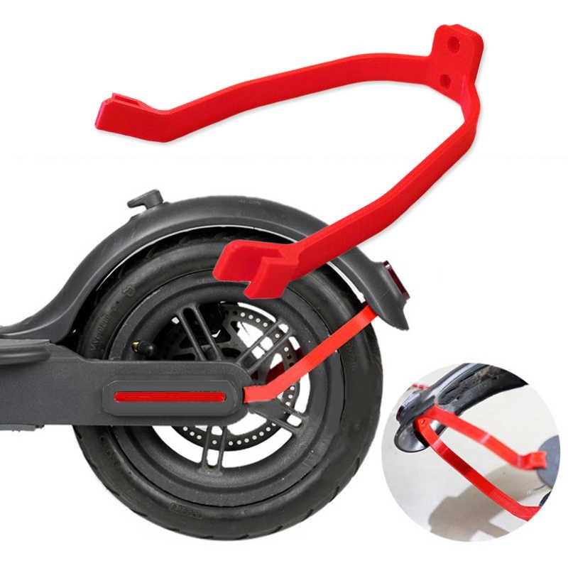 Nouvelle vente Support de garde-boue arrière Support rigide pour Scooter électrique pour Xiaomi Mijia M365/M365 Pro Scooter accessoires pièces