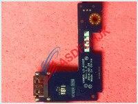 Original FOR Dell FOR Latitude E5540 USB I O WiFi Switch Board VAW50 LS A102P 100