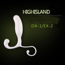 Massageador de próstata 201inios manual DX-1 e ex-2, massageador de próstata aneros progasm, produtos sexuais para homens aceitam envio direto