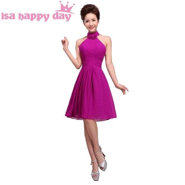 Nuevo 2017 vestido de mujer formal modesto tamaño más oscuro púrpura ...