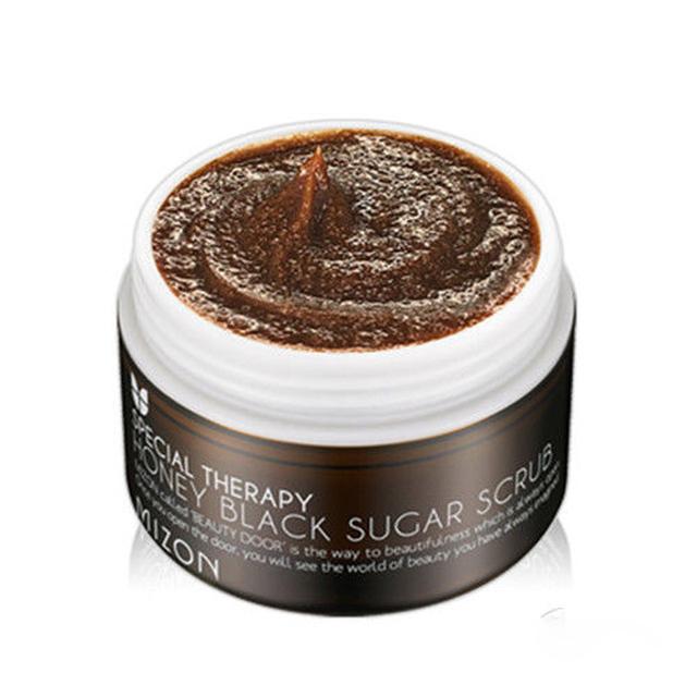 Honey and Black Sugar Exfoliating Scrub