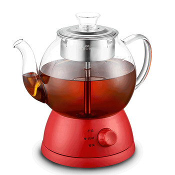 Full automatic and thickened glass multi-function electric heating kettle steam black tea brewing tea/electric kettles