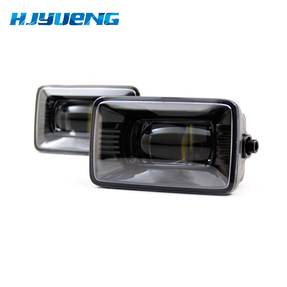HJYUENG pair fog lights 4.5inch Type F2 XB High Power LED Fog Lamps For Ford LED Fog Lights mf2300 f2