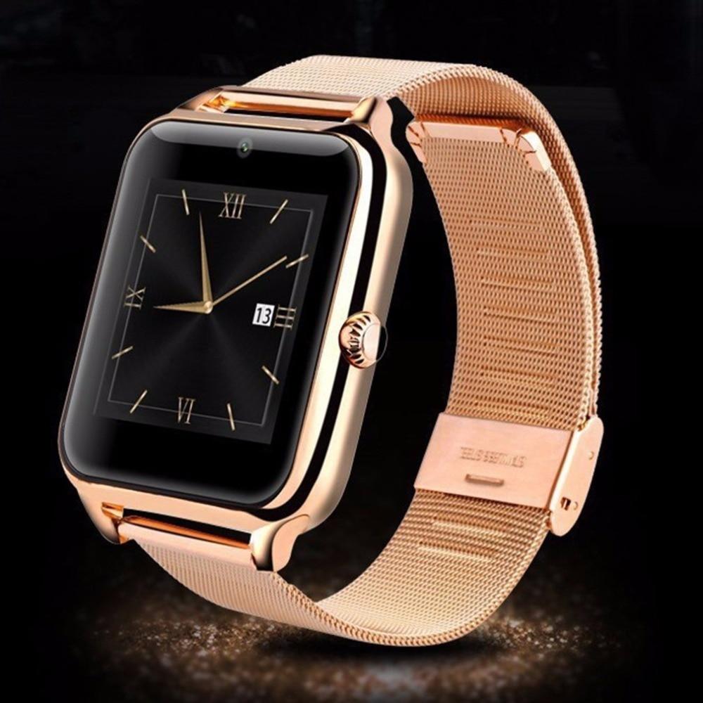Smart Uhr Gt08 Z60 Herren Uhr Bluetooth Sport Twatch Unterstützung Sim/tf Karte Armbanduhr Für Apple Android Telefon Reloj Relogio Heißer Uhren