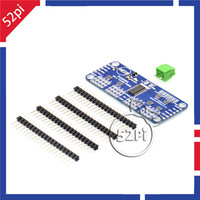 16 Way PMW Steering Gear Driver Module I2C-Controlled PWM Driver Board