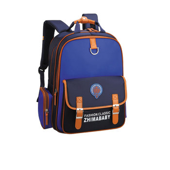 Children's School Bags Waterproof Backpack Large-capacity School Bag Primary School Boy Girl Backpack Reflective Book Bag