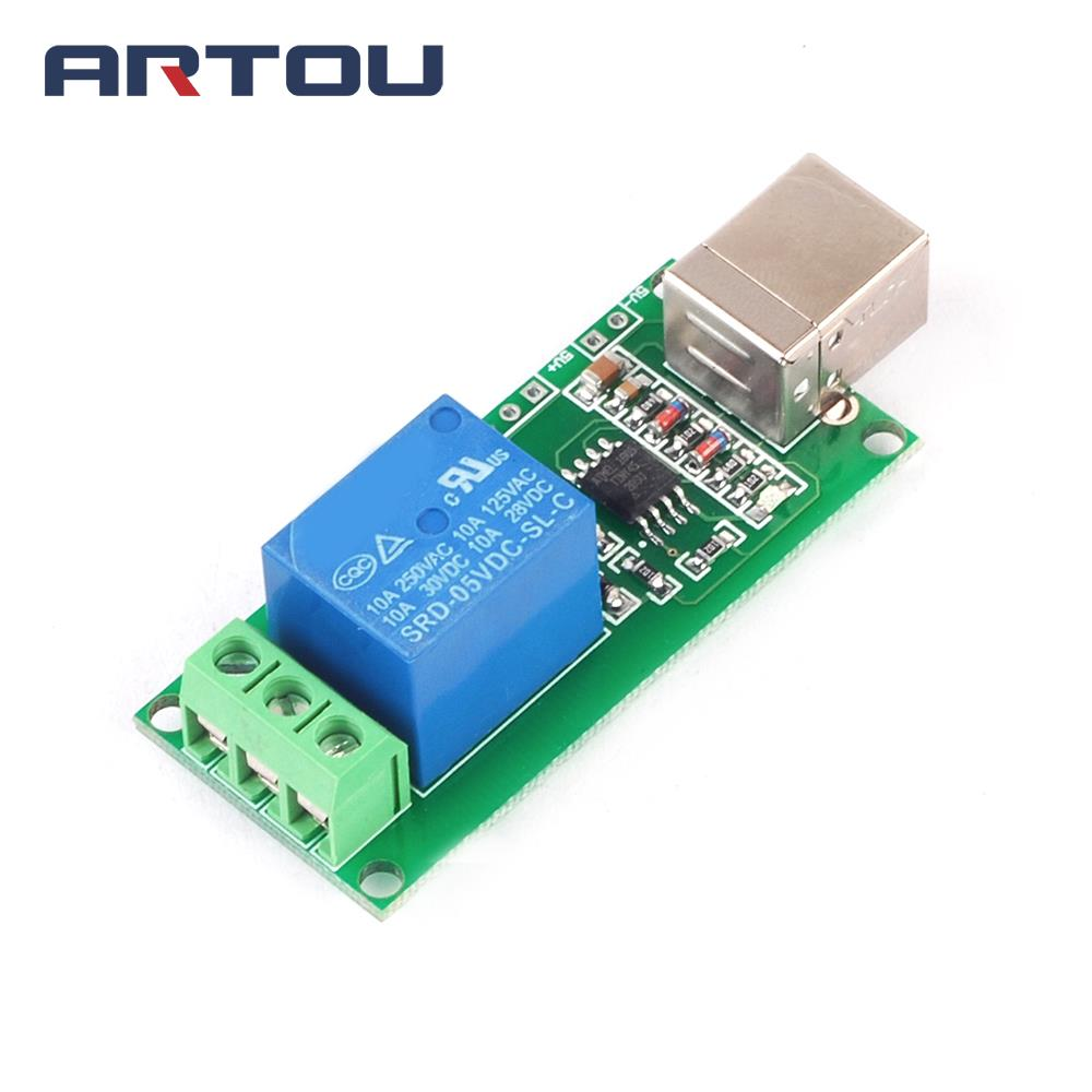 Cheap for all in-house products 5v usb relay in FULL HOME