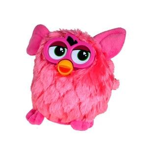 Talking Plush Phoebe Owl- Elec