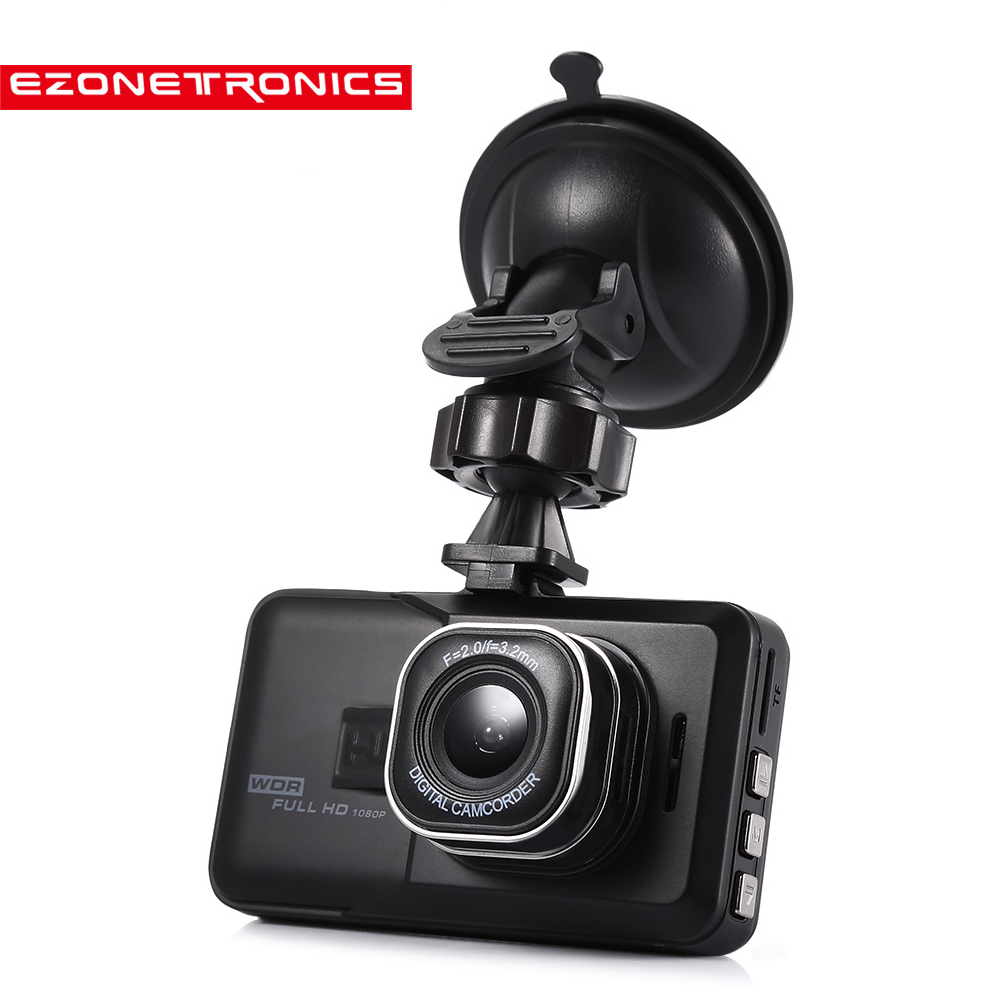 Free Shipping New Car DVR CAR CAMERA FHD 1080P At 30 Fps Built-in 6 Layer Lenses And 3.0 Inch HD Screen USB Car Charger AKL158