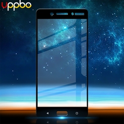 На Алиэкспресс купить стекло для смартфона uppbo screen protector film for nokia 6 glass 8 7 5 x6 3 2 1 2018 6.1 5.1 3.1 2.1 plus e1 touch 3d full cover tempered glass