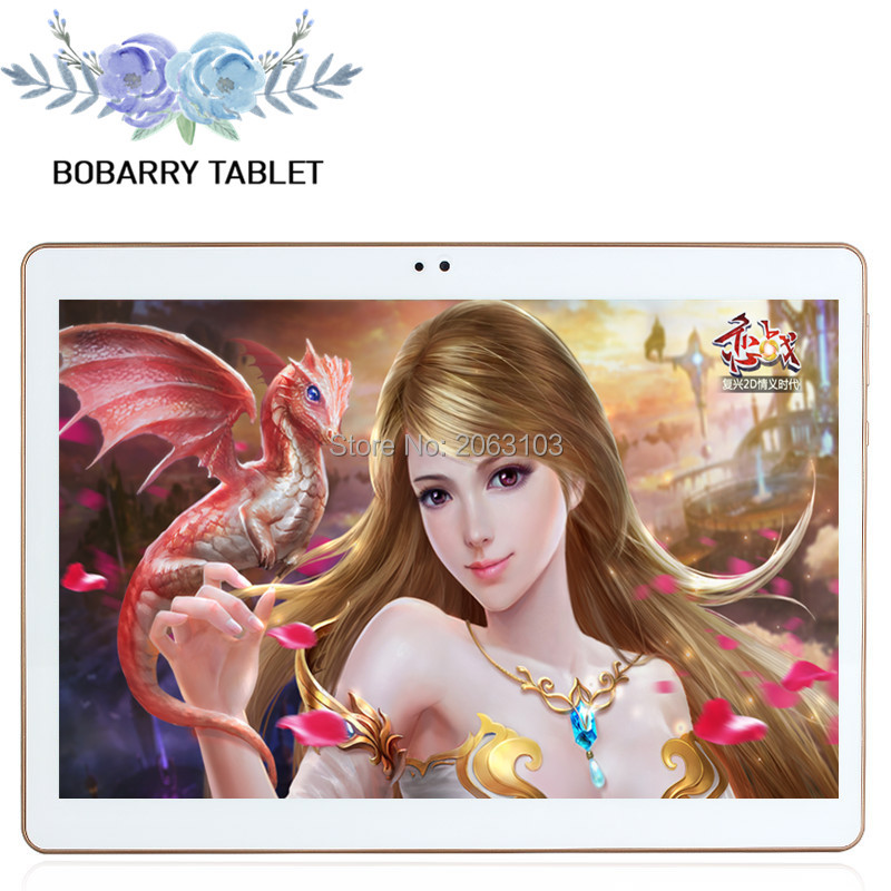 10 1 inch 4G Lte The Tablet PC Octa Core 4G RAM 64GB ROM Dual SIM