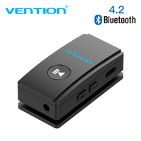 Vention Wireless Bluetooth Receiver 4 2 Aux 3 5mm Bluetooth Audio Receiver Music Adapter For Car