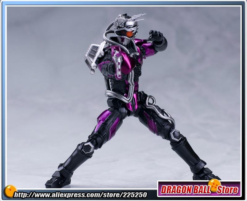 Masked Kamen Rider Drive Original BANDAI Tamashii Nations SHF / S.H.Figuarts Action Figure - Mashin Chaser
