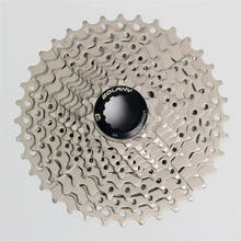 BOLANY 10S 11-36T Bike Freewheel MTB Mountain Wear Resistant Flywheel Cassette Available For shimano SRAM System