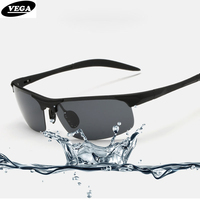 2016 New Outdoor Sport Sunglasses For Men Women Polarized Sun Glasses For Police Night Driving Semi