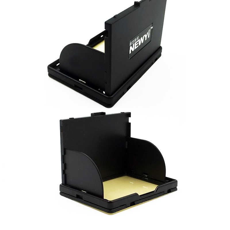 IG-NEWYI LCD هود/الشمس الظل و الصلب واقي للشاشة للكاميرا مع 3.0 بوصة شاشة