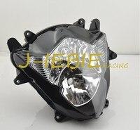 Передняя фара головного света Противотуманные лампы в сборе для Suzuki GSXR 1000 GSXR1000 2005 2006