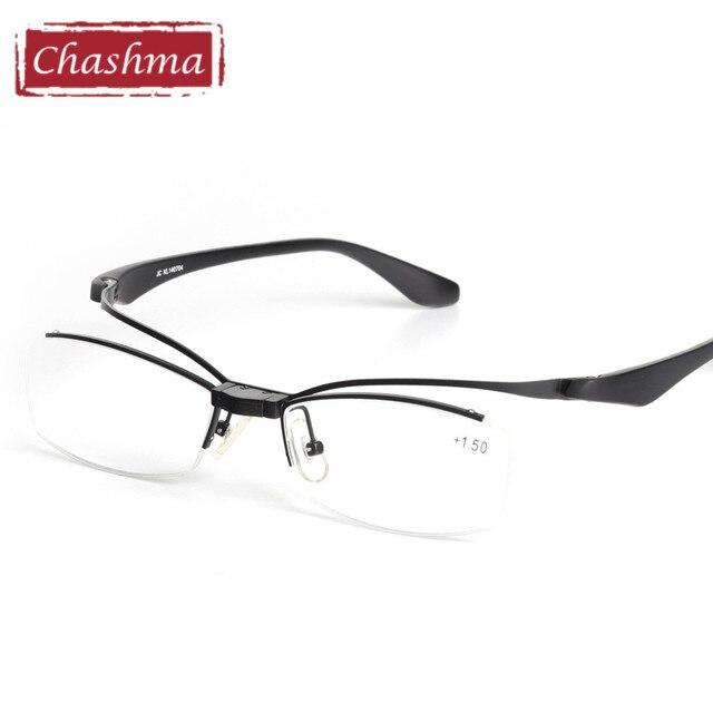 e468943cb731c Chashma Leia Óculos De Marca Designer De Óculos de Design Da Marca de  Qualidade Superior Clipe