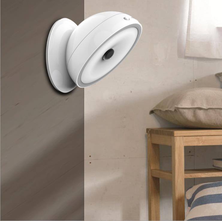 Smart Human Body Sensors Night Lights Wall PIR Sensors Bathroom Dining Bedroom Entryway Corridors Closet Corridor Cabinet