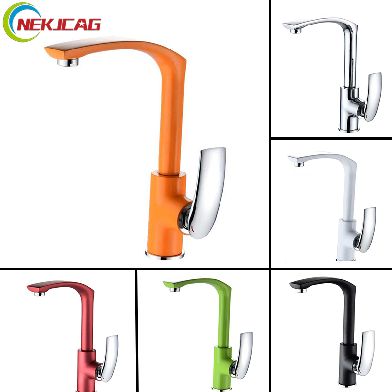 Kitchen Faucet Hot And Cold Water Single Handle Faucet