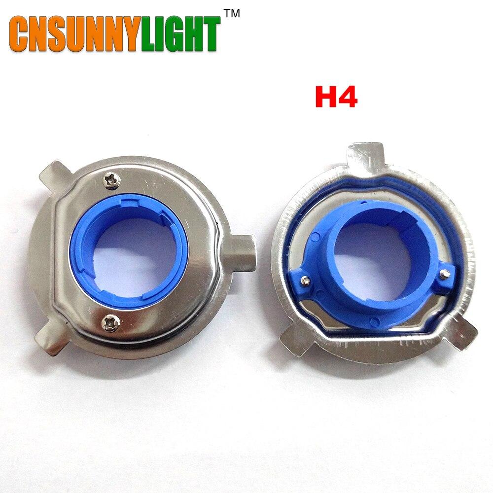 Led-lampe Basis Clip Retainer Adapter Halter Steckdosen für H1 H3 H4 H7 H11 9005 9006 HB3 HB4 Led-scheinwerfer Spezielle in unserem Speicher