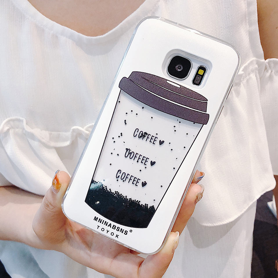 Coffee cup phone case Phone Case For Huawei Mote 10 20 For Huawei P20 Plus Cases Funda For Huawei Mote 20 Lite Capa Coque