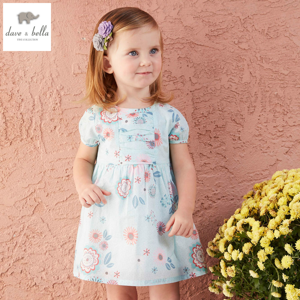 Wedding Gowns For Babies: DB4375 Dave Bella Summer Baby Girl Wedding Dress Baby
