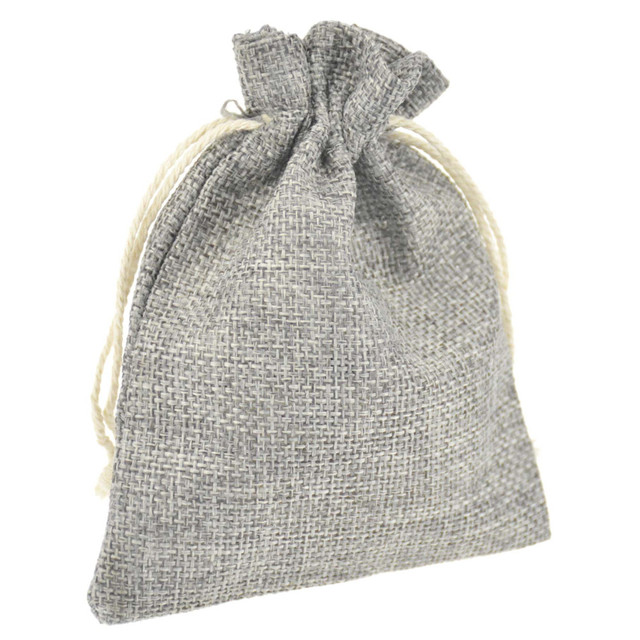 Aliexpress.com : Buy 9x12cm Hessian Bag For Sale Jute Custom ...