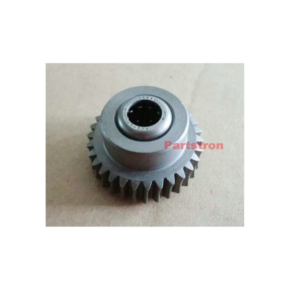 New Worm Wheel Assy N5-B2550  For Duplo DP 330/E 340/E 430/E 440/E 460/E 2530 2540 2930 2940  Duplicator Spare Parts